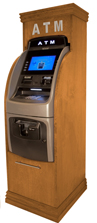 ATM Kiosks and Cabinets